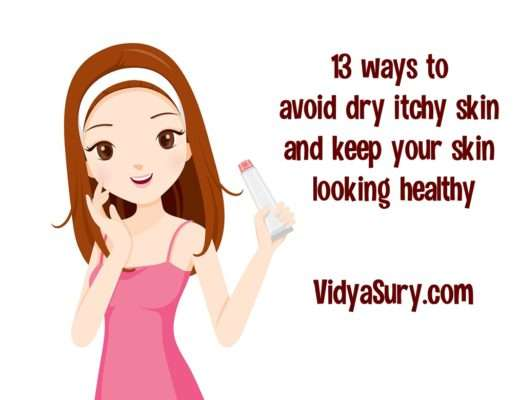 13 ways to avoid dry itchy skin