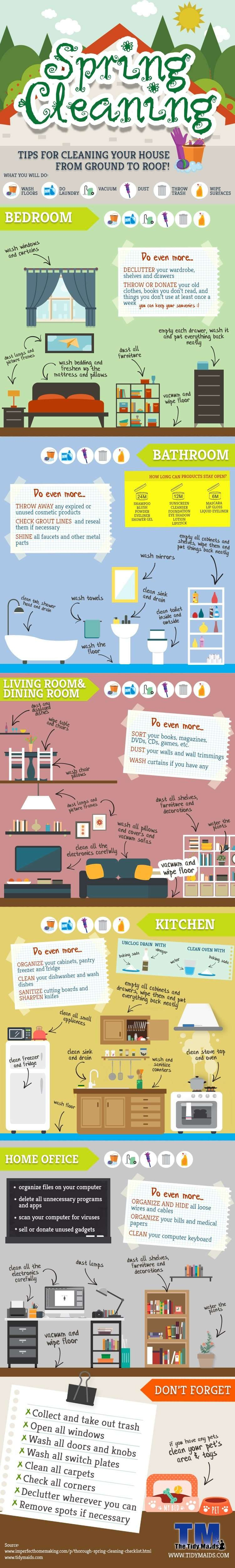 Organized home, organized you