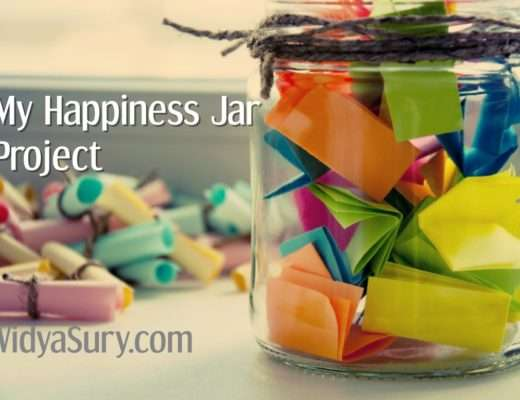 My happiness jar project