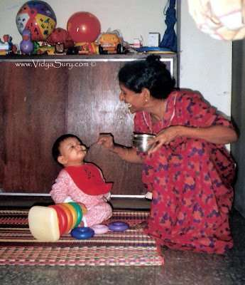 Mummum with Grand Mother