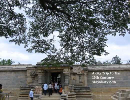 A day trip to the 13th century Vidya Sury