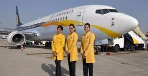 Jet Airways Hostesses