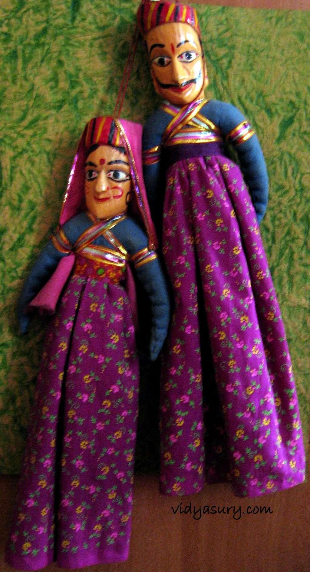 Puppets Udaipur #HaldighatiRun Vidya Sury