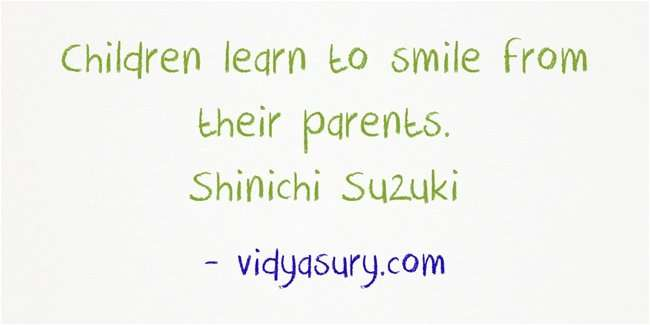Parenting with love and logic - Vidya Sury