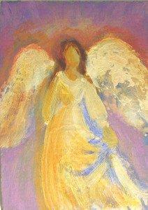 Angels Watching Over Me - Vidya Sury
