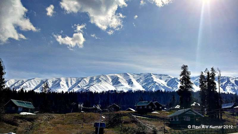 another day in paradise gulmarg
