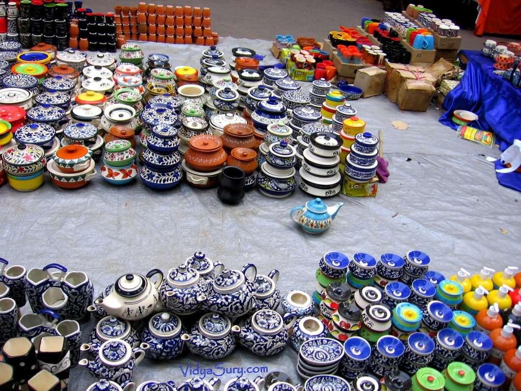 Colors of Life ceramics