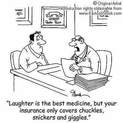 Expansion Of Ideas: Laughter is the Best medicine
