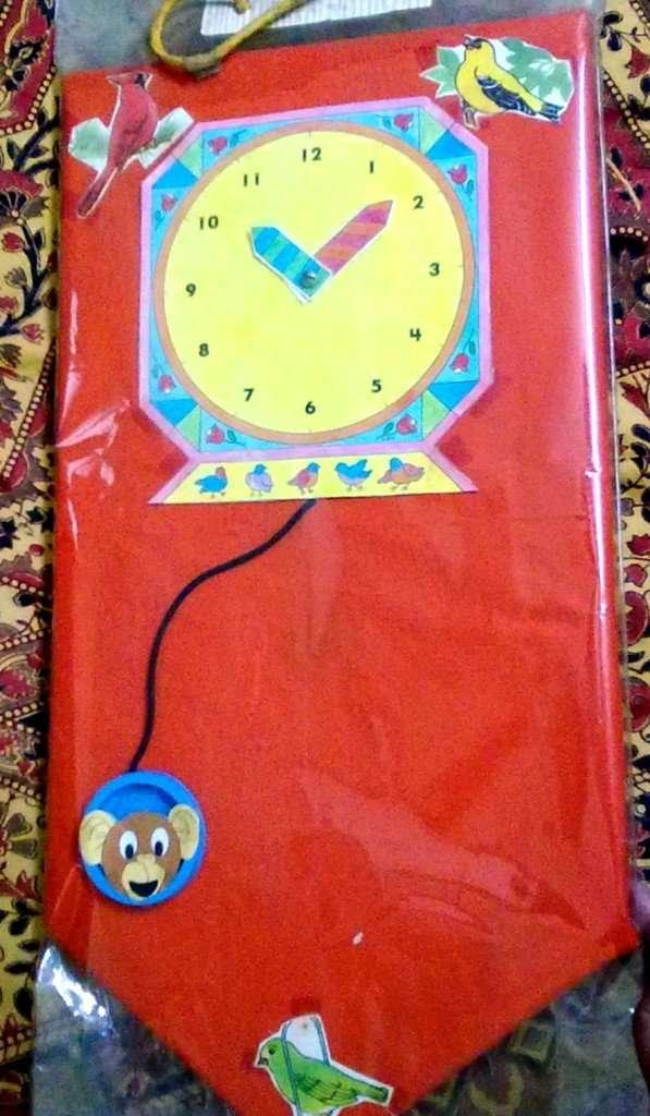 Vidya Sury Clock Soul Smiles