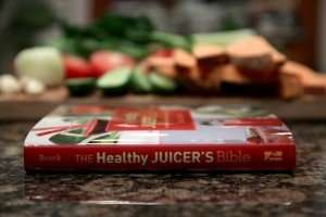 The healthy juicer's bible spine