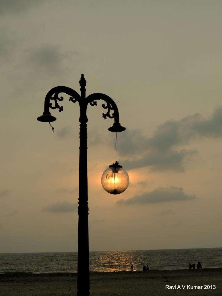 Light feeding my soul