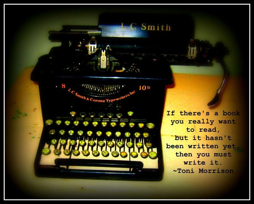 you must write it Nanowrimo Vidya Sury