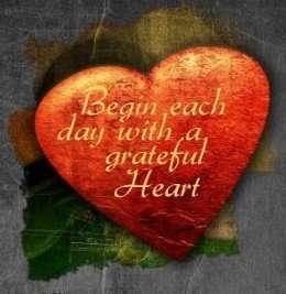 Vidya Sury Grateful Heart