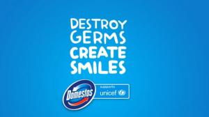 Domestos UNICEF partnership vidya sury 2