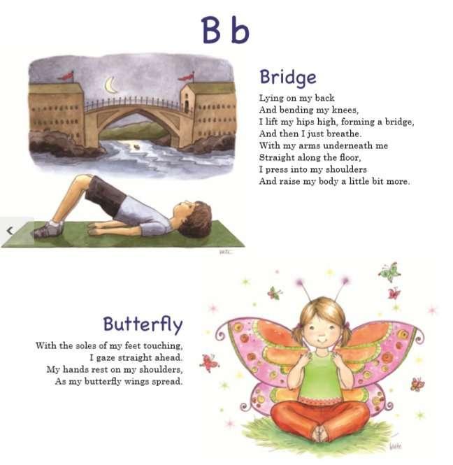 vidya sury yoga for kids