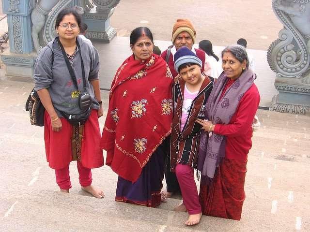 family vidya sury