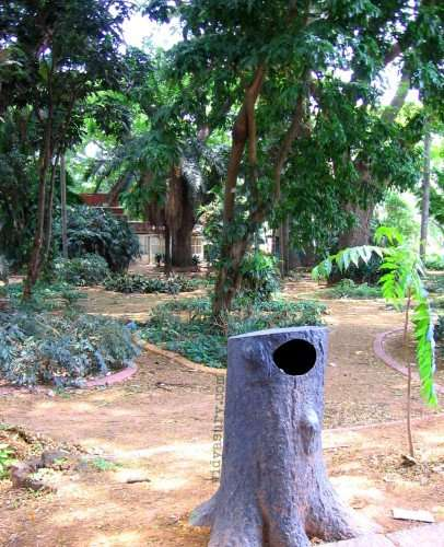 lalbagh dustbin