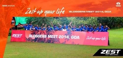 Bangalore Team Tata Zest