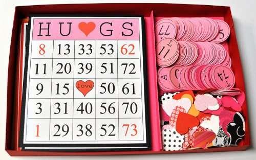 bonding with bingo fun