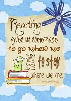 inspiring quotes about reading