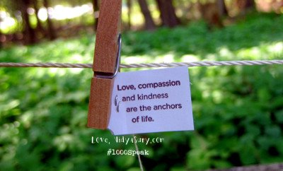 1000Speak Compassion Vidya Sury