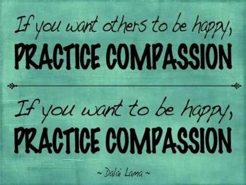 compassion vidya sury