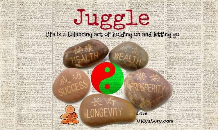 juggle vidya sury