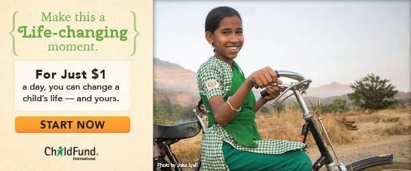 vidya sury for childfund.org