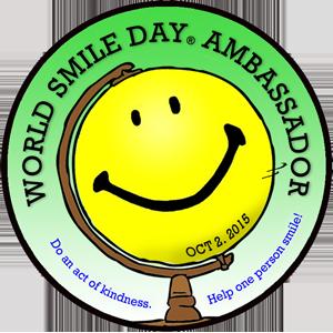 World Smile Day. Vidya Sury