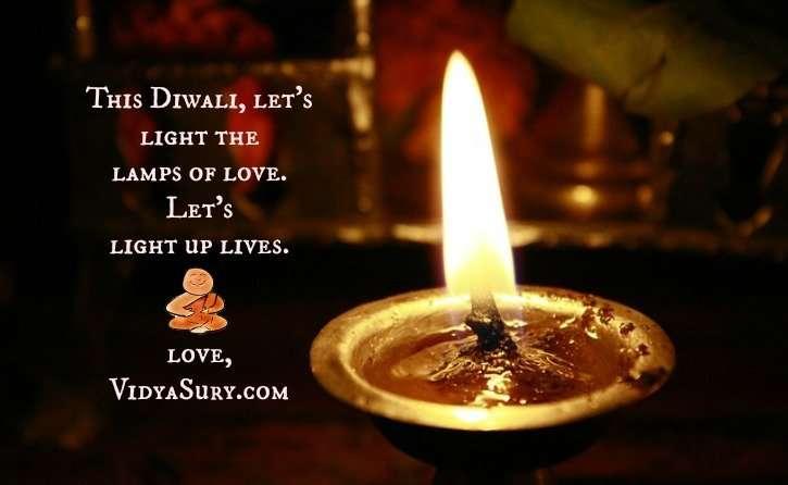 Lighting up Lives Vidya Sury