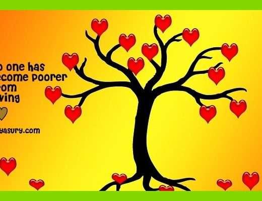 The Giving Tree vidya sury