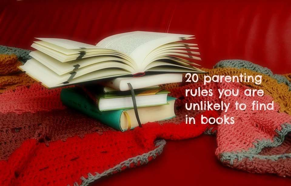 What the parenting books wont teach you . Vidya Sury