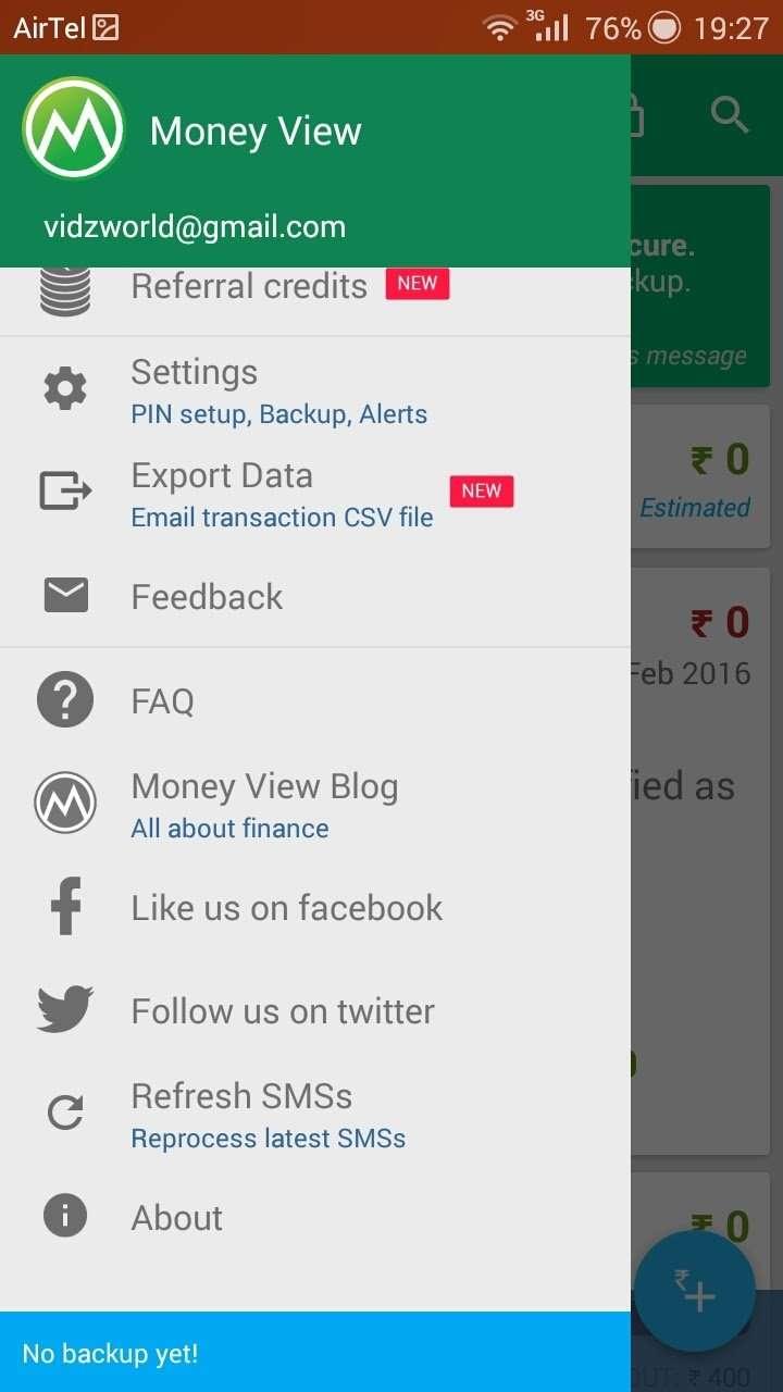 Money View app review Vidya Sury