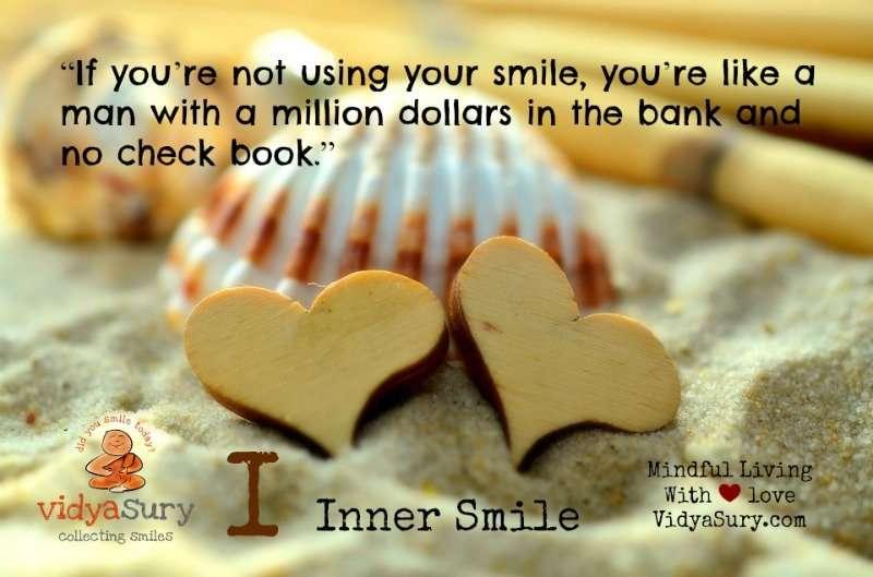 Inner smile Vidya Sury
