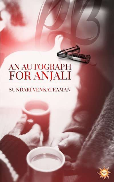An autograph for Anjali Book Review