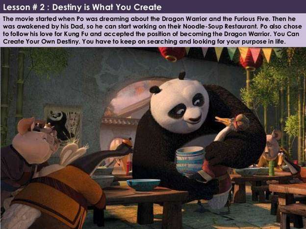 Destiny is what you create Vidya Sury