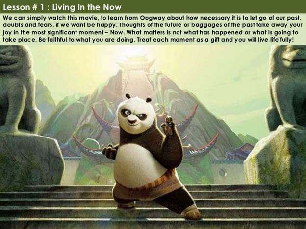 Living in the now Vidya Sury