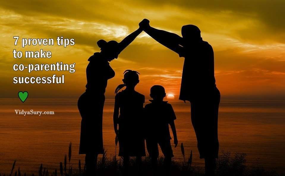 7 proven tips to make co-parenting successful