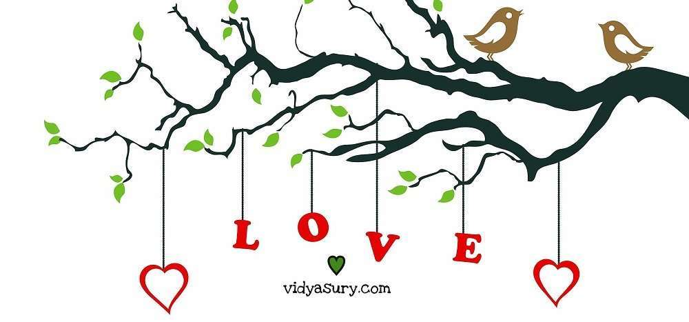 Relationships are a blessing. Vidya Sury