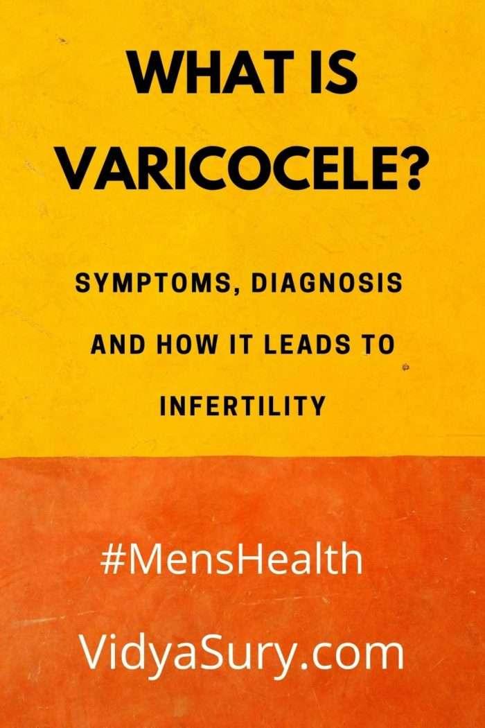 What is varicocele