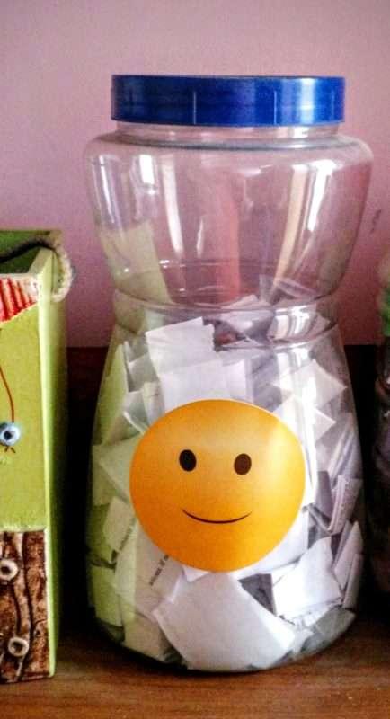 happiness jar vidya sury