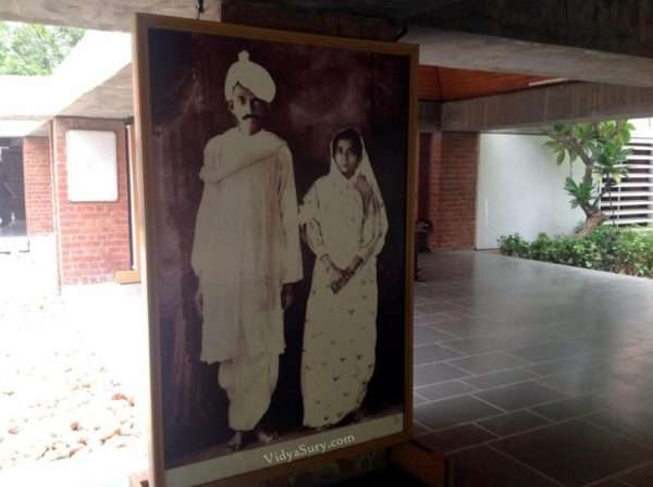 My life is my message Sabarmati Ashram Vidya Sury