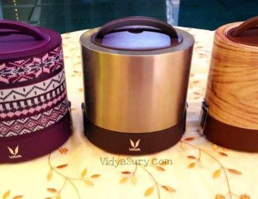 Vaya Tyffyn Review Vidya Sury
