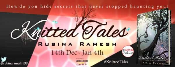 Book Review KNITTED TALES A Collection of Emotions by Rubina Ramesh