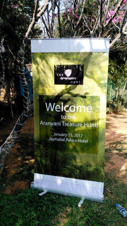 Aranyani Inspired by Forests