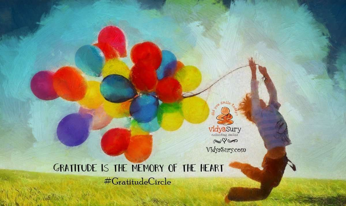 smiling in gratitude vidya sury collecting smiles