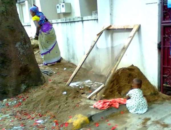 They build our nation Vidya Sury