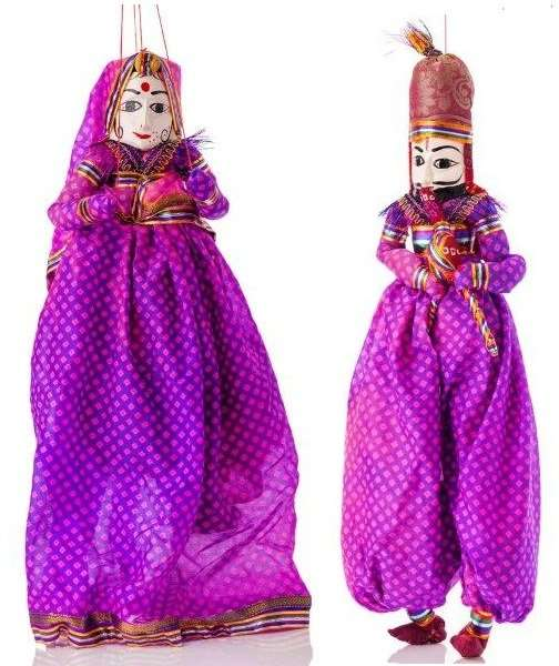 Jaipur dolls