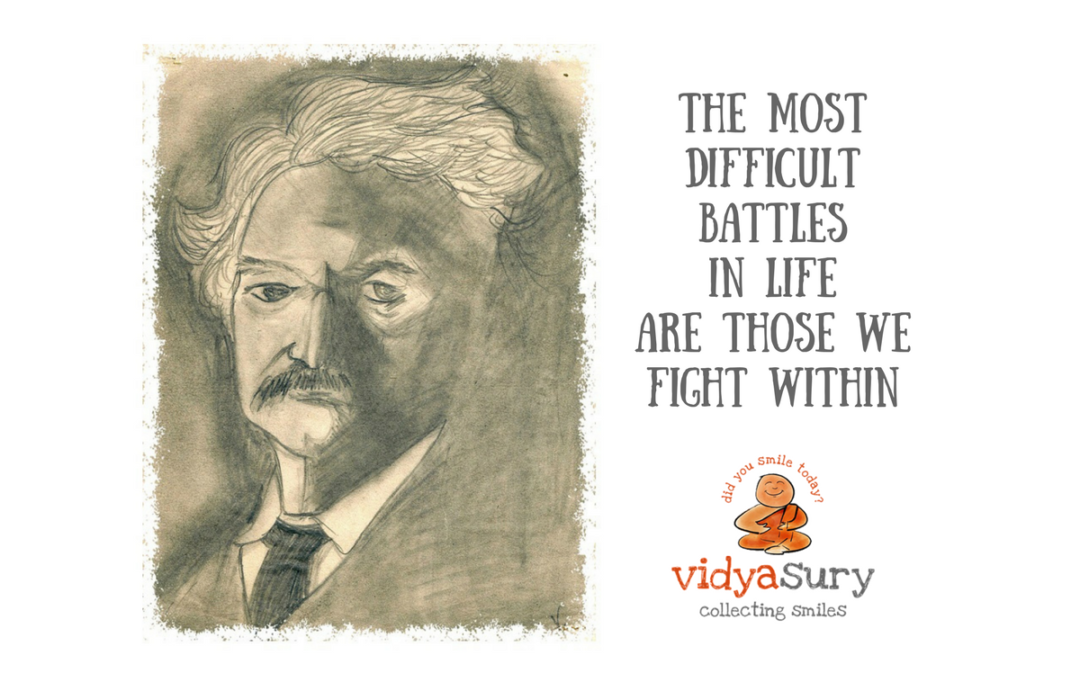 50 Inspiring quotes by Mark Twain
