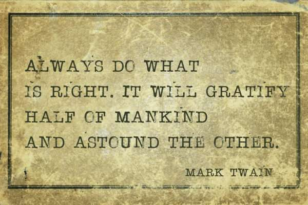 Inspiring Quotes by Mark Twain that will make you smile